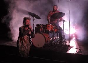 La parole au Krakatoa - Isabelle Grimbert et Florian Chaigne