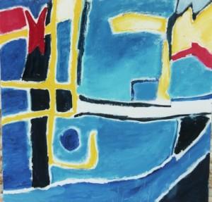 peinture M.Belliard