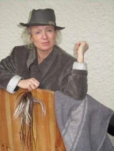 Isabelle Grimbert est Calamity Jane